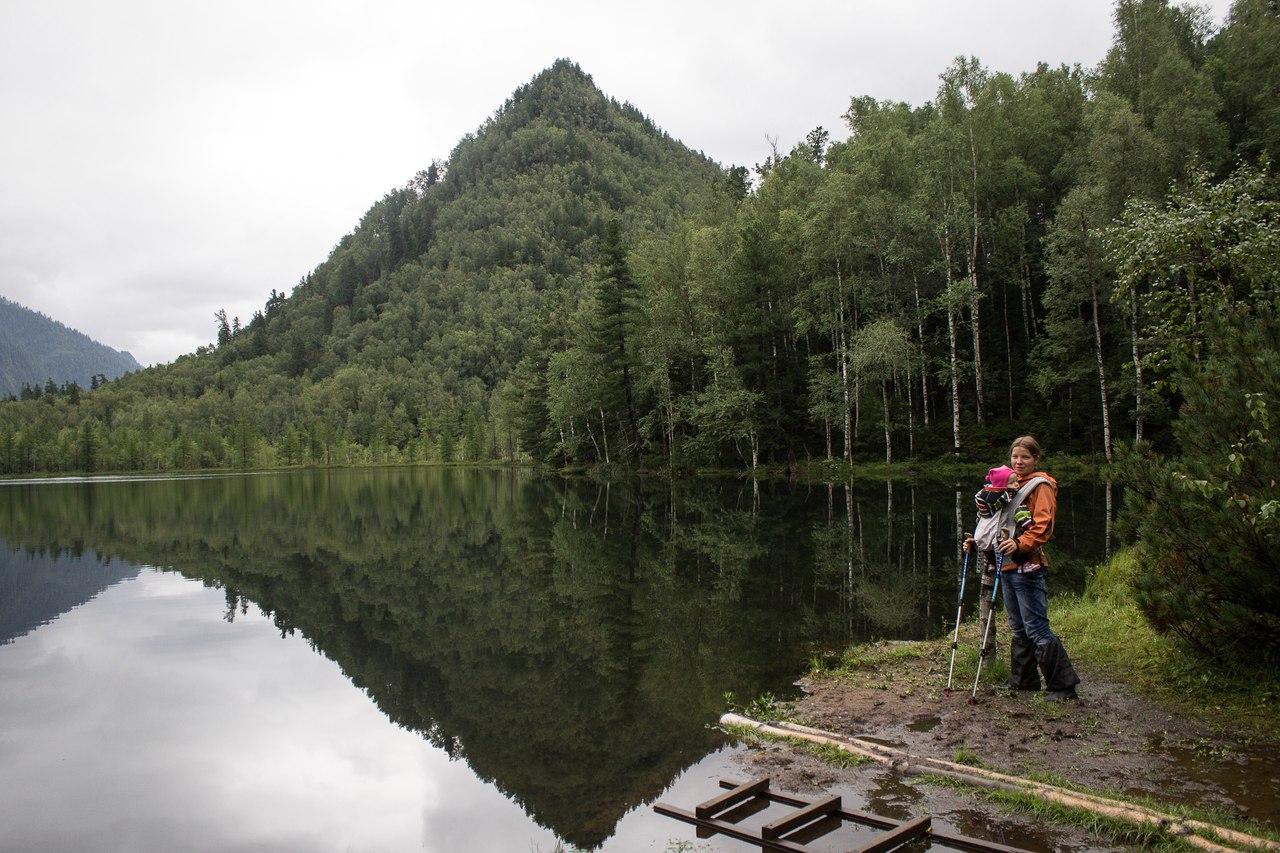Озеро Мертвое и Шапка Мономаха