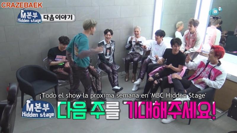 SUB ESP EXO MBC HADDEN STAGE
