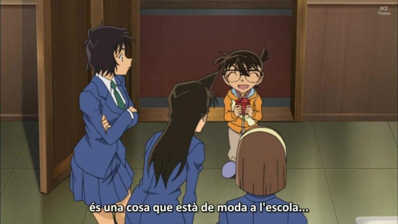 El Detectiu Conan - 691 - El cas fred den Yusaku Kudo (II) (Sub. Català)