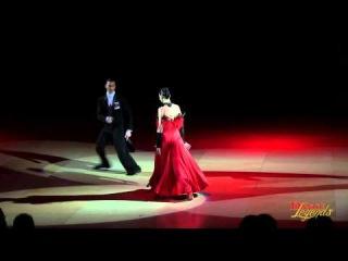 Dance Legends 2012 - Victor Fung & Anastasia Muravyeva - Tango