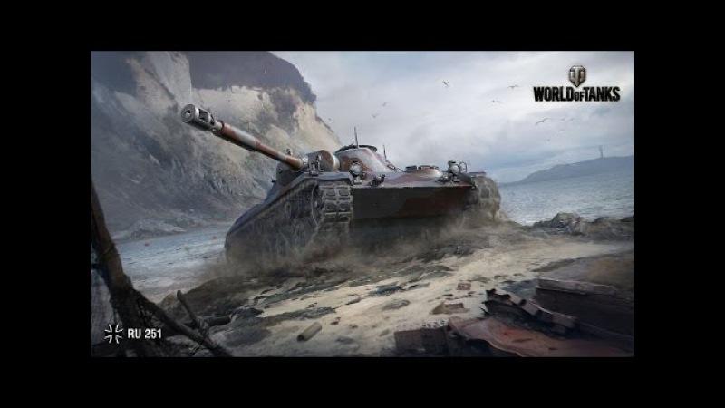 Мастер на все танки от PanzerMan79. SPÄHPANZER RU 251