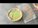Fern Pie Crust Tutorial