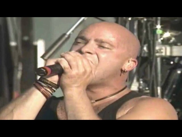 DISTURBED SHOUT 2000 LIVE PERFORMANCE