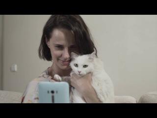 ASUS ZenFone Selfie — Доброе утро!