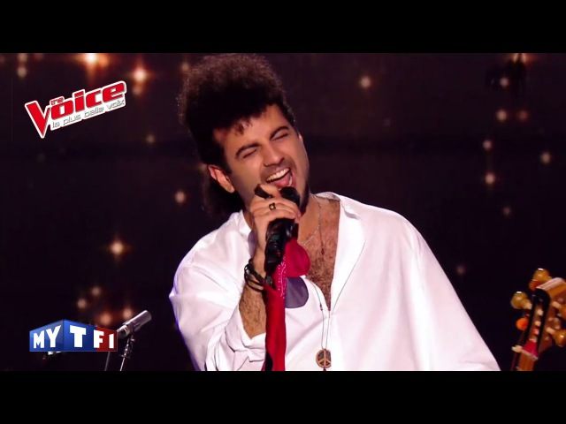 Chris Isaac – Wicked Game   Araz Taman   The Voice France 2016   Blind Audition