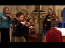 Vivaldi Four Seasons: Winter (L'Inverno), complete; Cynthia Freivogel, Voices of Music 4K RV 297