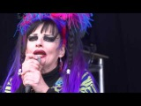 Nina Hagen band,BBK Music Legends Fest 2016 SondikaBilbao