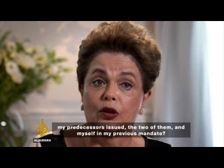 UpFront special: Brazil's Dilma on being betrayed