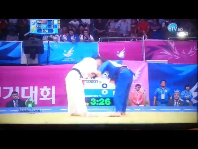 17th Asian Games INCHEON 2014 JUDO Men 60kg Gold Medal