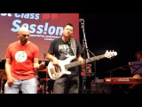 Robbee Mariano am Bass    1st class session L