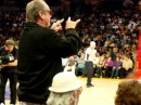 nicholson and artest at lakers game