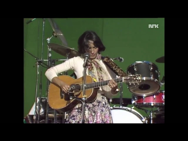 Joan Baez - Diamonds And Rust live (1978)