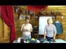 Анонс видеокурса А Селезневой и С Вронской Войлочное кружево