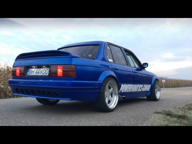 TestDriver POV review BMW e30 V8