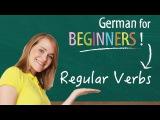 German Lesson (5) - Regular Verbs - A1