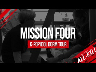 Topp Dogg: All-Kill - Episode 4 - K-pop Idol Dorm Tour