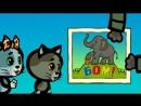Мультики для малышей - Три котенка - Оглянёшься, а вокруг целая страна (3 сезон | серия 10)