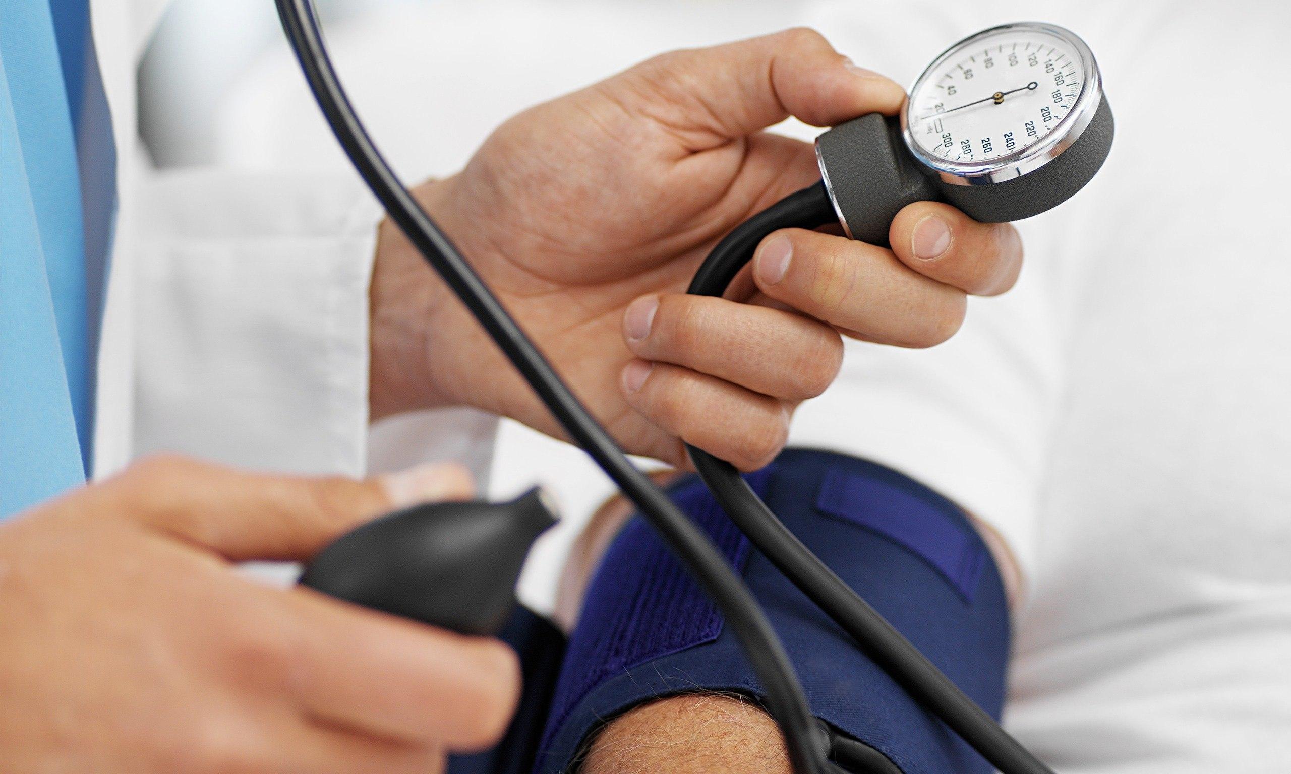 Лекарства от высокого артериального давления