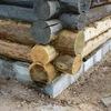 Подъем домов, замена венцов, ремонт фундамента