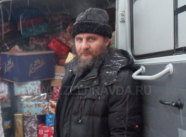 Иеромонах Александр: когда въезжаешь в ЛНР, становится тяжко