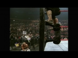 Cactus Jack WWE debut.