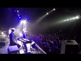 Paris Combo концерт в Шанхае 2016