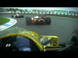 F1 Classic Onboard_ Rookie Schumacher dazzles at the 1991 Spanish GP