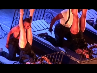 Madonna Lesbian Rebel Heart Tour SEX
