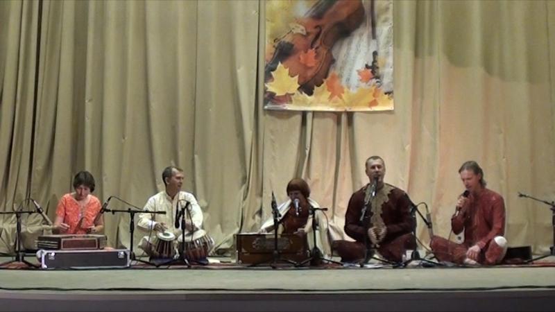 Ансамбль Нирмал Наад - Qawwali Meri Mata Ka Karam. Волгоградская консерватория им. П.А. Серебрякова.