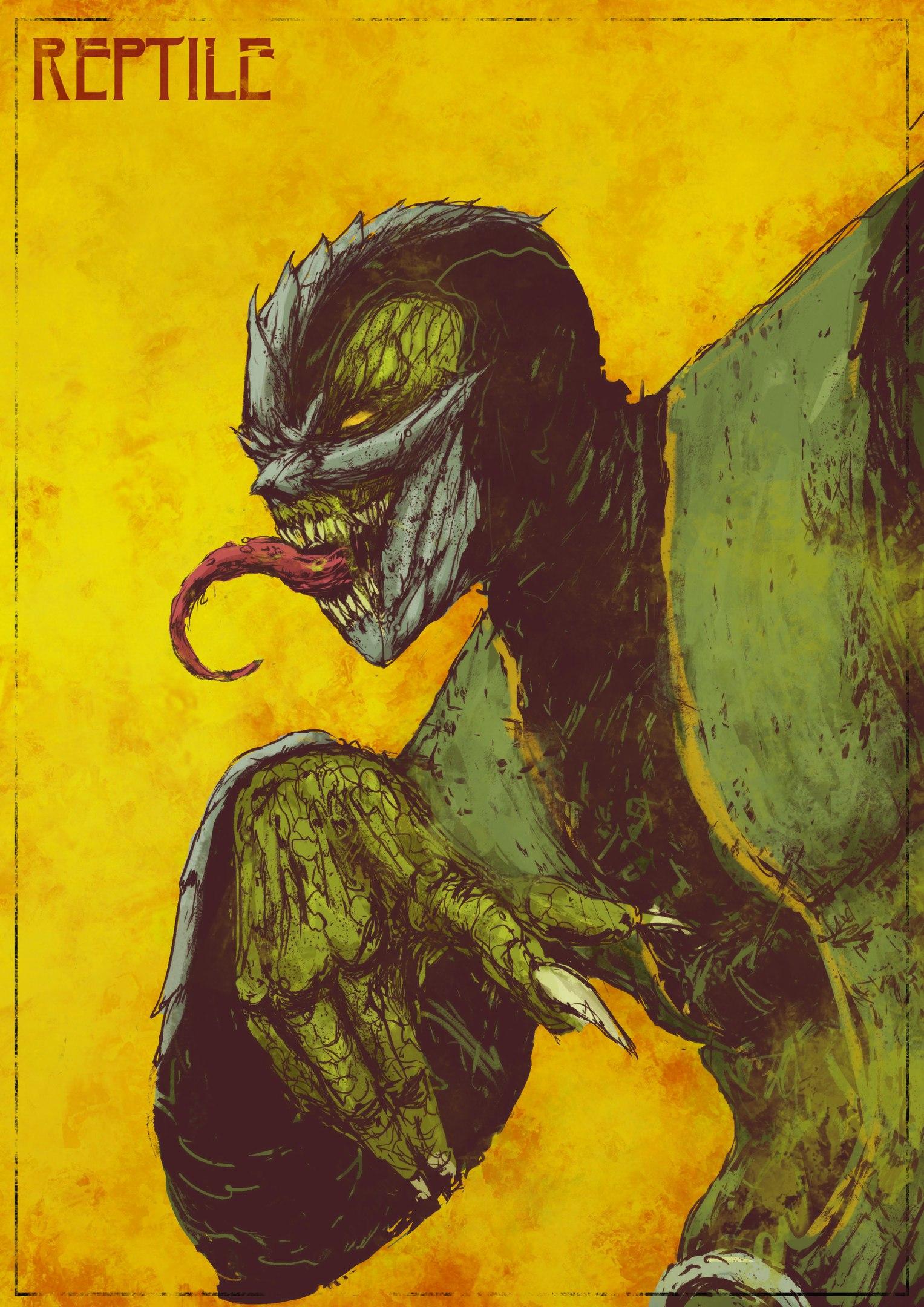 Reptile MK