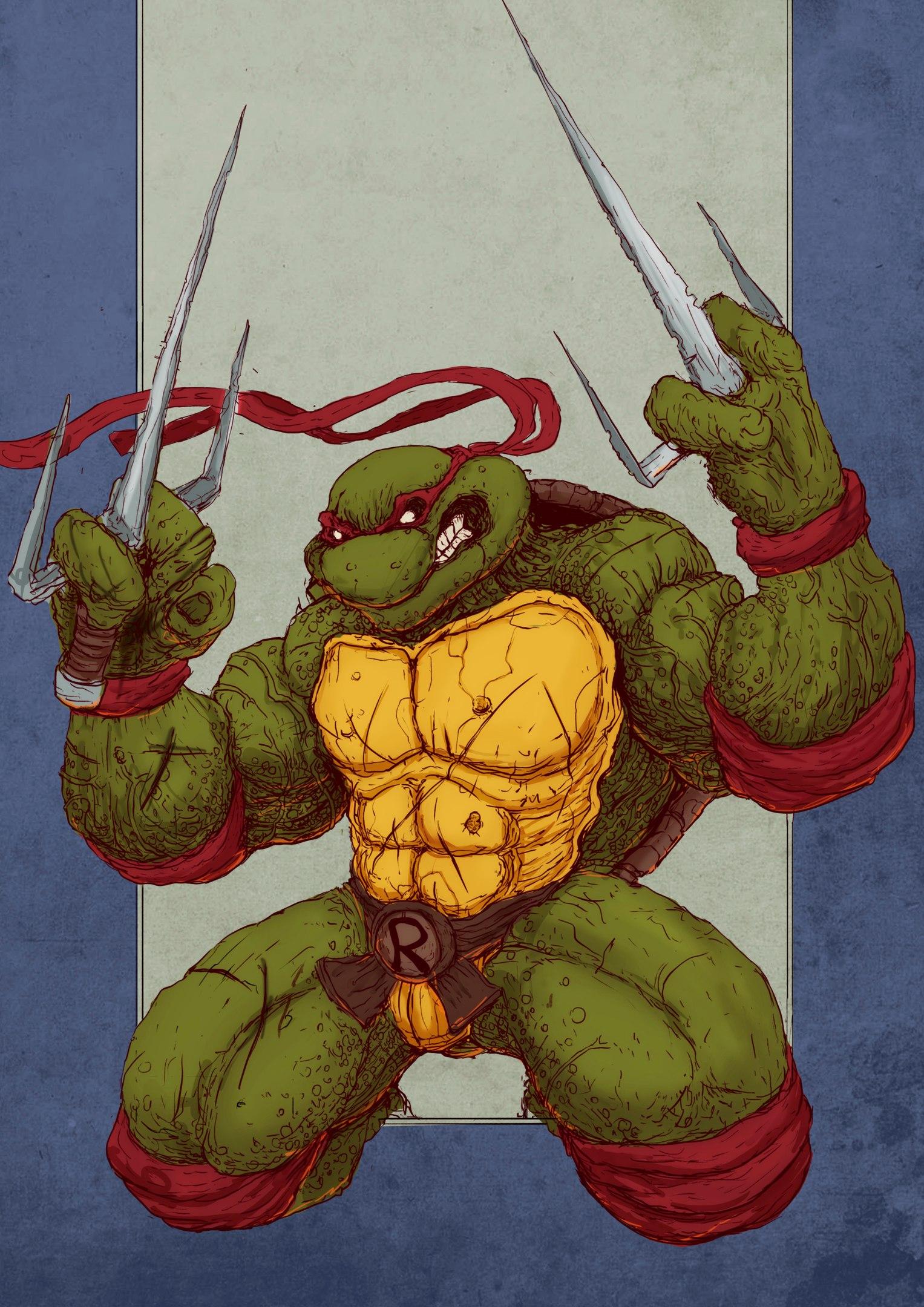 Рафаэль (Raphael) TMNT
