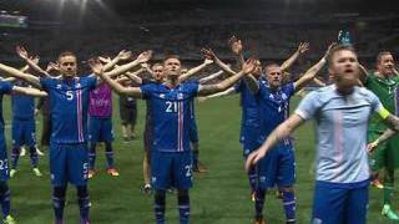 Футбольная Исландия: викинги на поле боя и дома