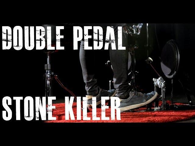 JamesPayneDrums.com - Feet Stone Killer (FULL LESSON)