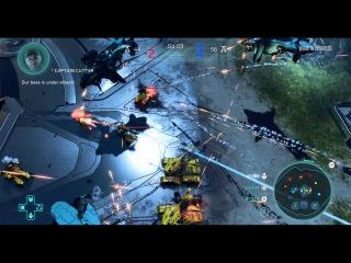 Halo Wars 2 - Gamescom 2016 Multiplayer Gameplay