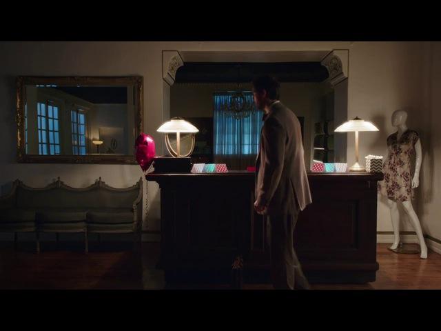 Короткометражный фильм «Подарок» (The Gift) c Умой Турман (Uma Thurman) в главной роли –