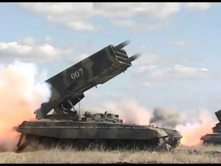 ТОС-1 «Буратино» / TOS-1