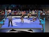 Fighting Spirit Elimination Tornado Tag Vaudevillians vs American Alpha