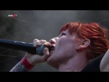 Walls of Jericho - Live With Full Force 2016 (Highlights) HD