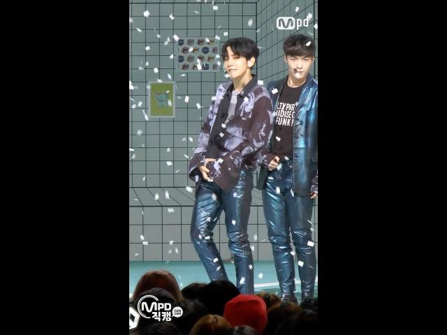 [MPD직캠] 엑소 백현 직캠 럭키원 Lucky One EXO BaekHyun Fancam @엠카운트다운_160609