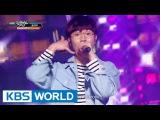 170616 Baechigi (feat. Jessi) - Hang Over @ Music Bank
