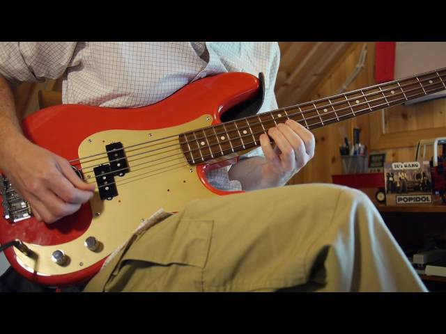 Tremolo on bass? Yes!