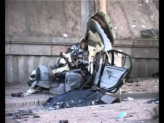 Київ Саперка Фольксваген розірвало на шматки Двоє загинуло