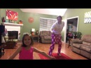 Daddy Daughter Dance to Can't Stop The Feeling @jtimberlake JTSXMContest