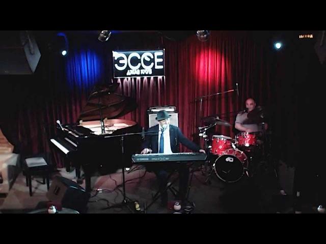 Ваагн Айрапетян и Сергей Манукян @ ESSE Jazz Club