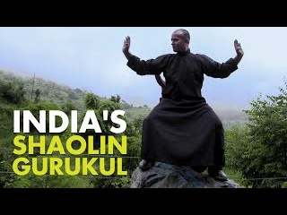 India's Shaolin Gurukul Its Kung Fu Master | Unique Stories from India
