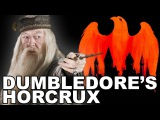 Harry Potter Theory Dumbledore's Horcrux