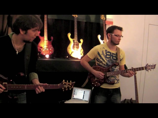 Funk Groove - T42 aka George Marios and Tom Quayle in HD