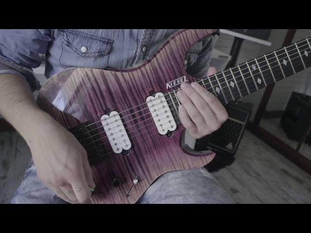 *1ST PLACE* Kiesel Guitars Contest Entry - Borja Mintegiaga kieselsolocontest