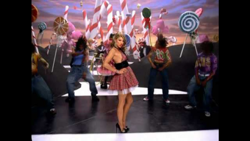 Fergie feat. Will.I.Am vs. The Prodigy - Smack My Fergie Up
