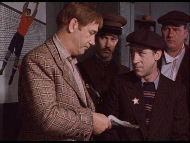 Место встречи изменить нельзя 2 серия (1979) фильм